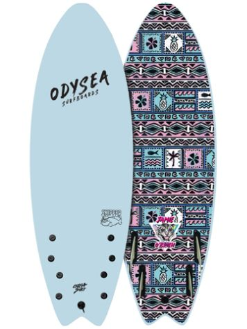 Catch Surf Odysea Skipper Pro Job Quad 5'6 Surfboard