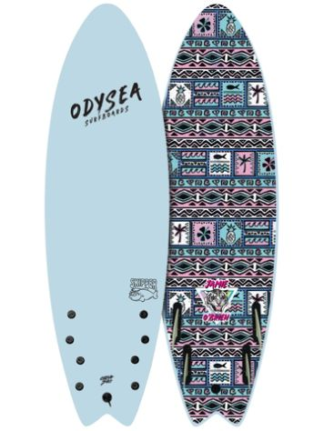 Catch Surf Odysea Skipper Pro Job Quad 6'0 Surfboard