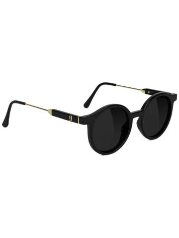Glassy Robyn Premium Black Polarized Solglasögon