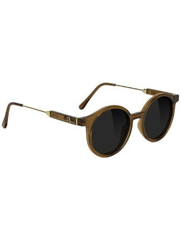 Glassy Robyn Premium Coffee Polarized Sonnenbrille