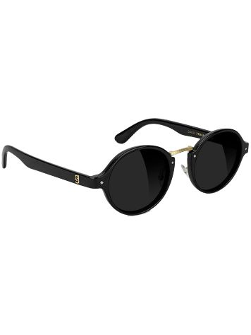 Glassy Prod Premium Black/Gold Polarized Son?na O?ala
