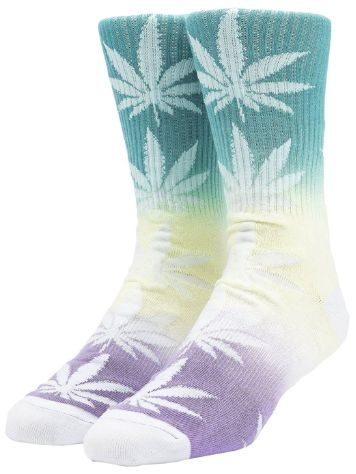 HUF Plantlife Gradient Dye Chaussettes