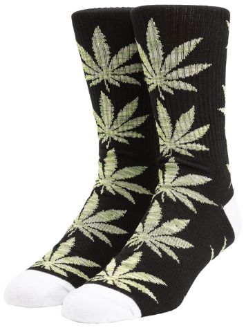 HUF Plantlife Melange Leaves Socken