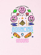 Bouncing Around Sudadera con Capucha