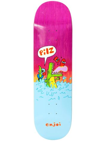 "Enjoi Villani R7 8.5"" Skateboard Deck"