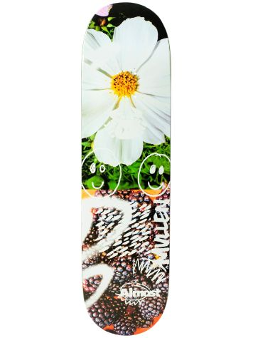 "Almost In Bloom Impact Light 8.25"" Skateboard Deck"