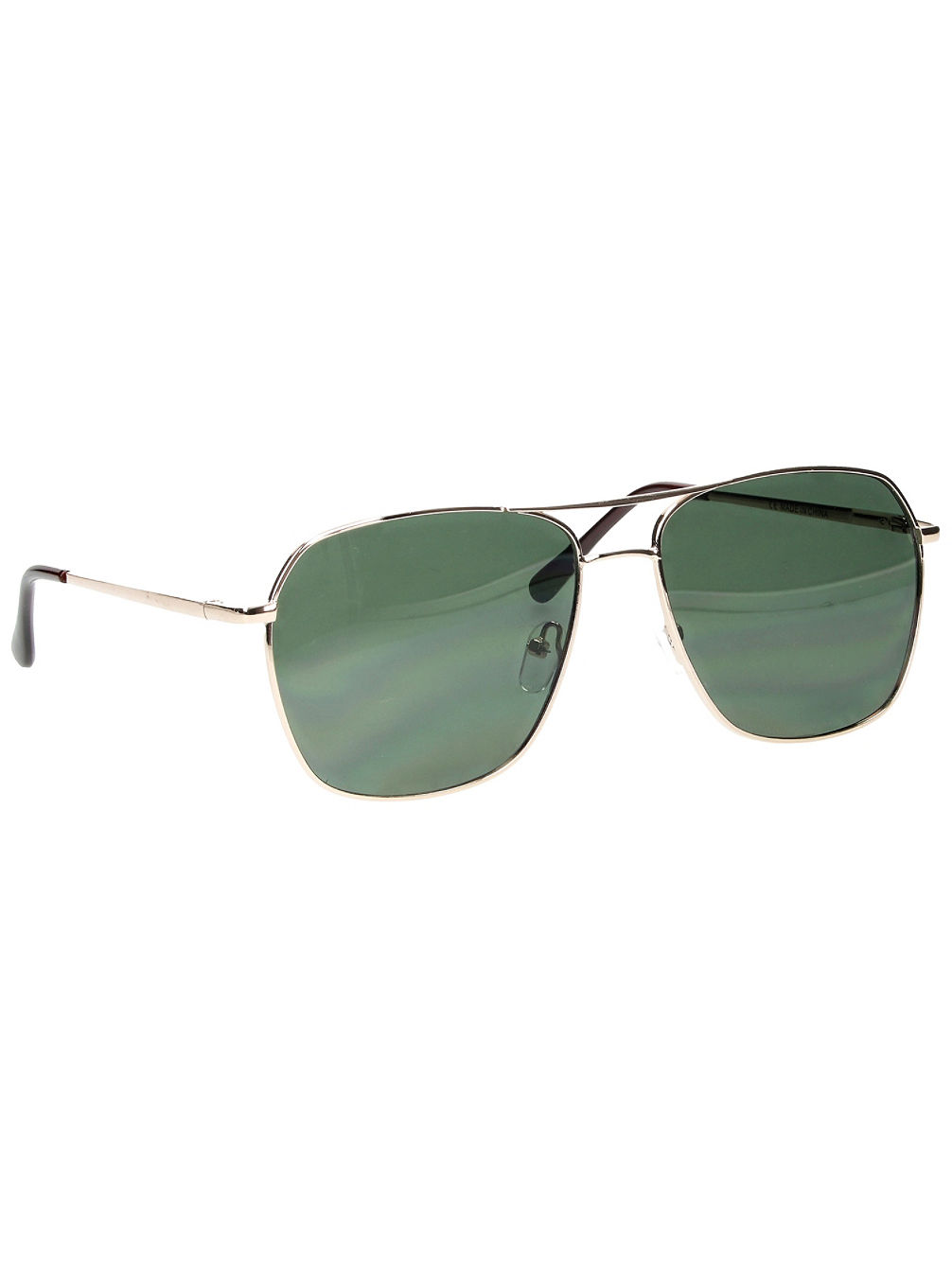 Hayes Translucent Square Aviator Sonnenbrille
