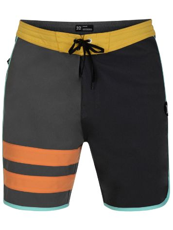 "Hurley Phantom Block Party 18"" Boardshorts"
