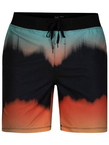 "Hurley Phantom Hyperweave Glitch 18"" Boardshorts"