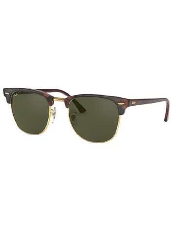 Ray-Ban Clubmaster Mock Tortoise/Arista Sonnenbrille