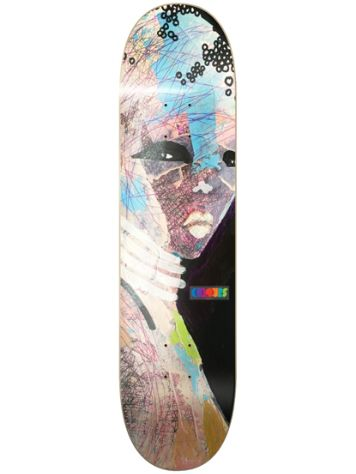 "Colours Early Worn Hoefler Origins 8.3"" Skateboard Deck"