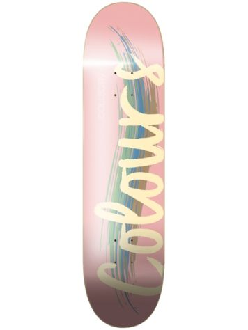 "Colours Logo 8.25"" Skateboard Deck"