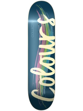 "Colours Logo 8.5"" Skateboard Deck"
