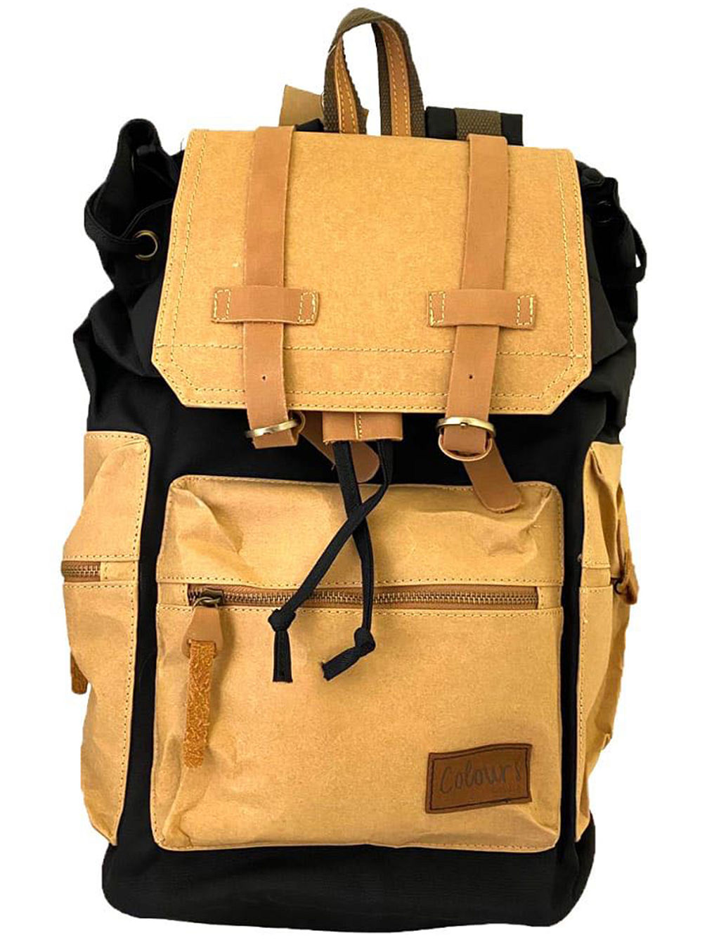 Canvas Carry All Rucksack