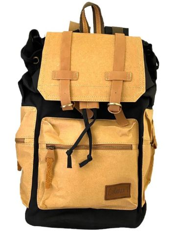Colours Canvas Carry All Rucksack