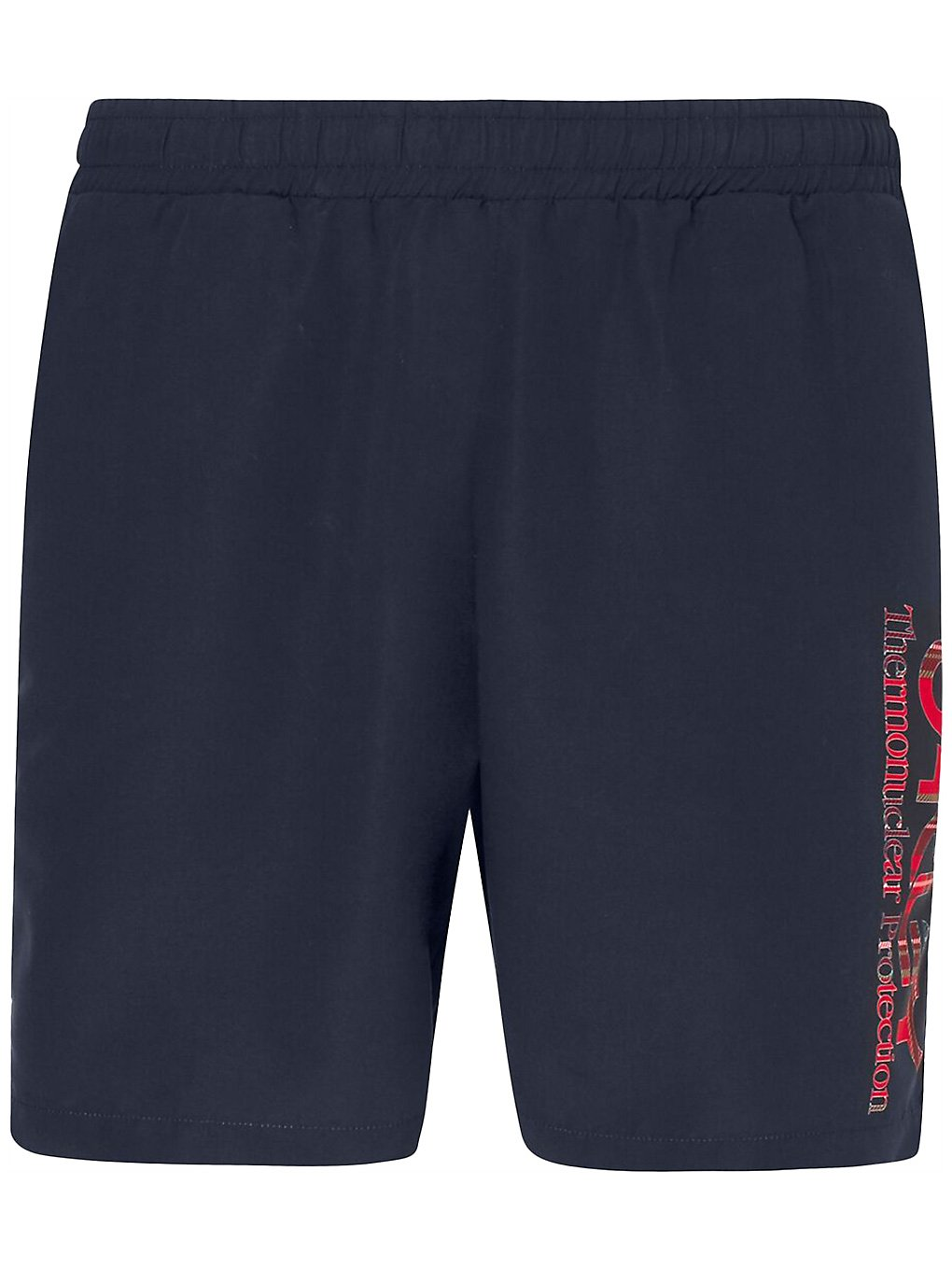 Oakley Tartan Logo Beach Shorts blackout
