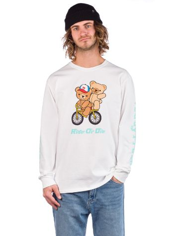 Teddy Fresh Ride or Die Langærmet t-shirt