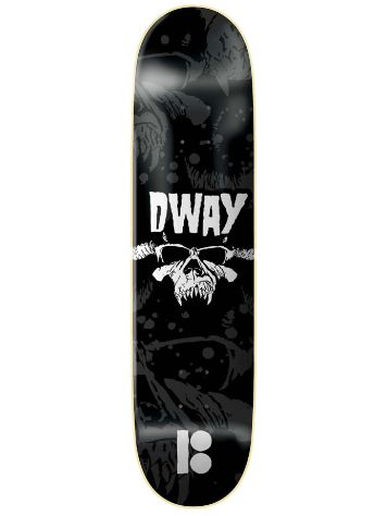 "Plan B Danny Way Zig 8.25"" Skateboard Deck"