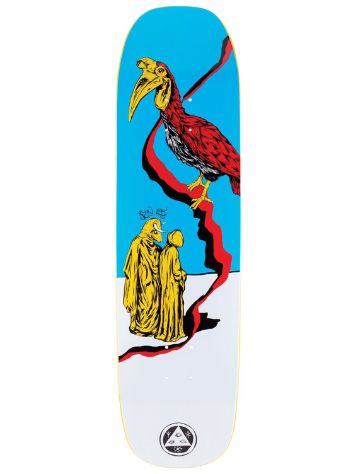 "Welcome Lay Inferno On Stonecypher 8.6"" Skateboard D"