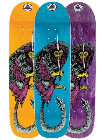 "Welcome Tamarin On Son Of Planchette 8.38"" Skateboar"
