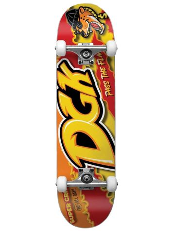"DGK Pass The Flame 7.5"" Complete"