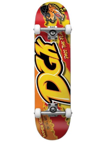 "DGK Pass The Flame 7.75"" Complete"