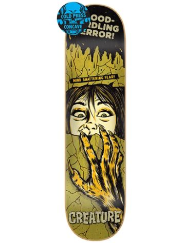 "Creature Horror Feature 8.25"" Skateboard Deck"