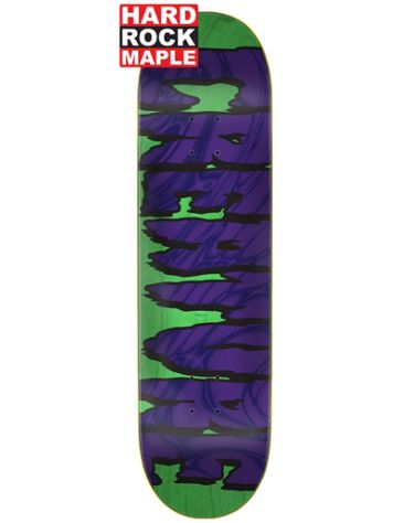 "Creature Logo Psych Hard Rock Maple 8.25"" Skateboard"
