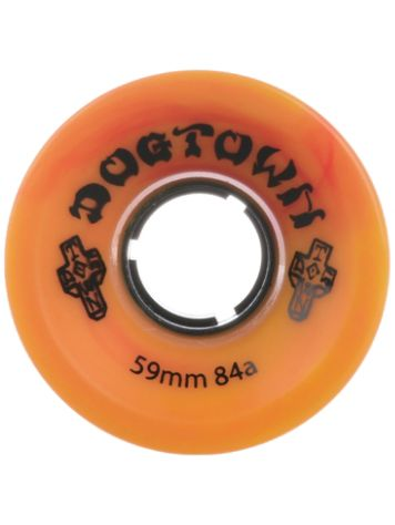Dogtown DT Mini Cruiser 84A 59mm Wheels