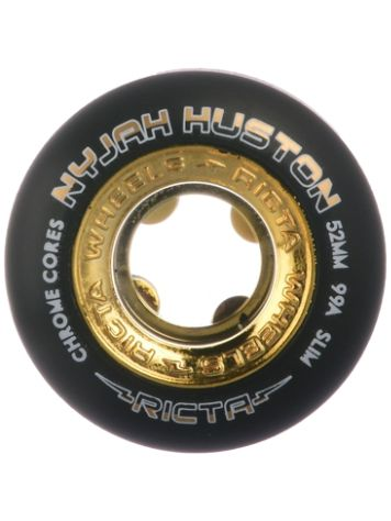 Ricta Nyjah Huston Chrome Core Slim 99A 52mm Wheel