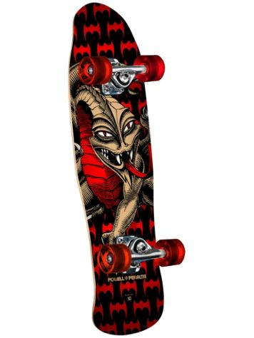 "Powell Peralta Mini Cab Dragon III 8.0"" Cruiser"