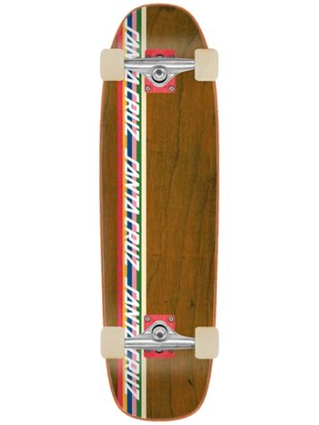 "Santa Cruz Stripe Strip 8.4"" Complete"