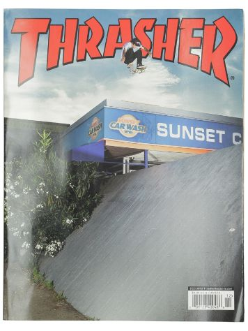 Thrasher Issues December 2019 Magazin