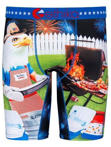 Ethika Partygoer 4th Of July Boxershorts