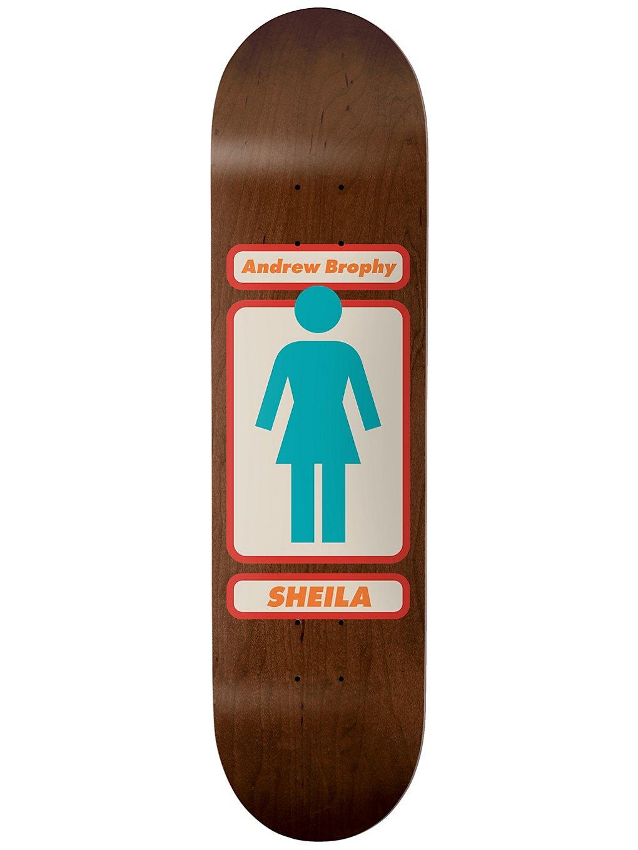 planche skate girl 93 infinity