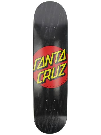 "Santa Cruz Classic Dot 7.75"" Skateboard Deck"