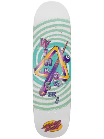 "Santa Cruz Winkowski Eighth Dimension Powerply 8.5"" Skateboard Deck"