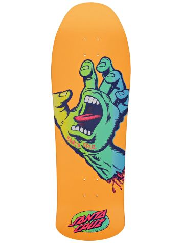 "Santa Cruz Screaming Hand Preissue 10.0"" Skateboard Deck"
