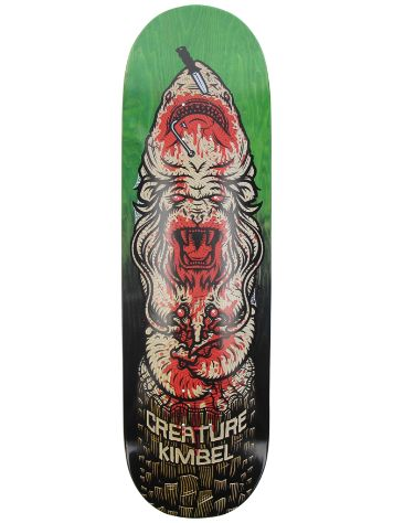 "Creature Totem Powerply 9.0"" Skateboard Deck"