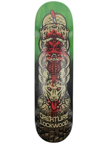 "Creature Totem Powerply 8.25"" Skateboard Deck"