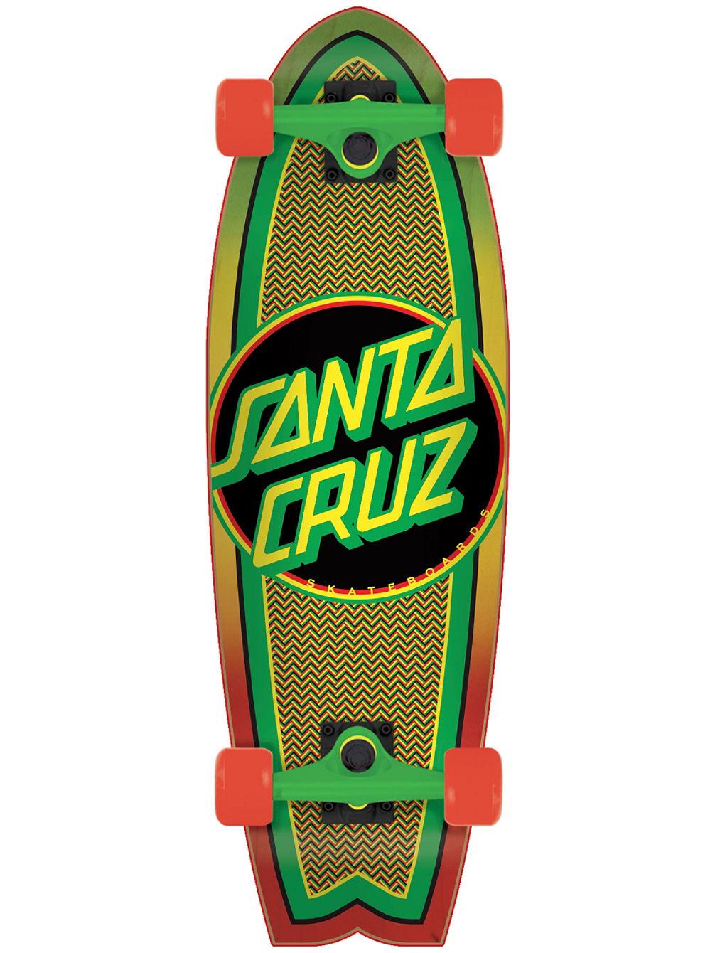 Surf Co Curb Walkshort Shorts Skateboard SANTA CRUZ