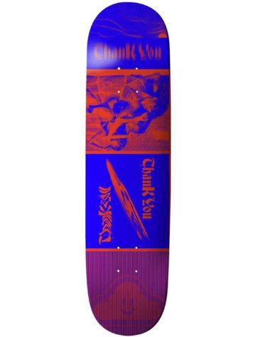 "Thank You Perspectives 8.25"" Skateboard Deck"