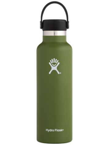 Hydro Flask 21 Oz Standard Mouth With Standard Flex Bottiglia