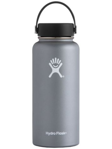 Hydro Flask 32 Oz Wide Mouth With Flex Cap Bouteille