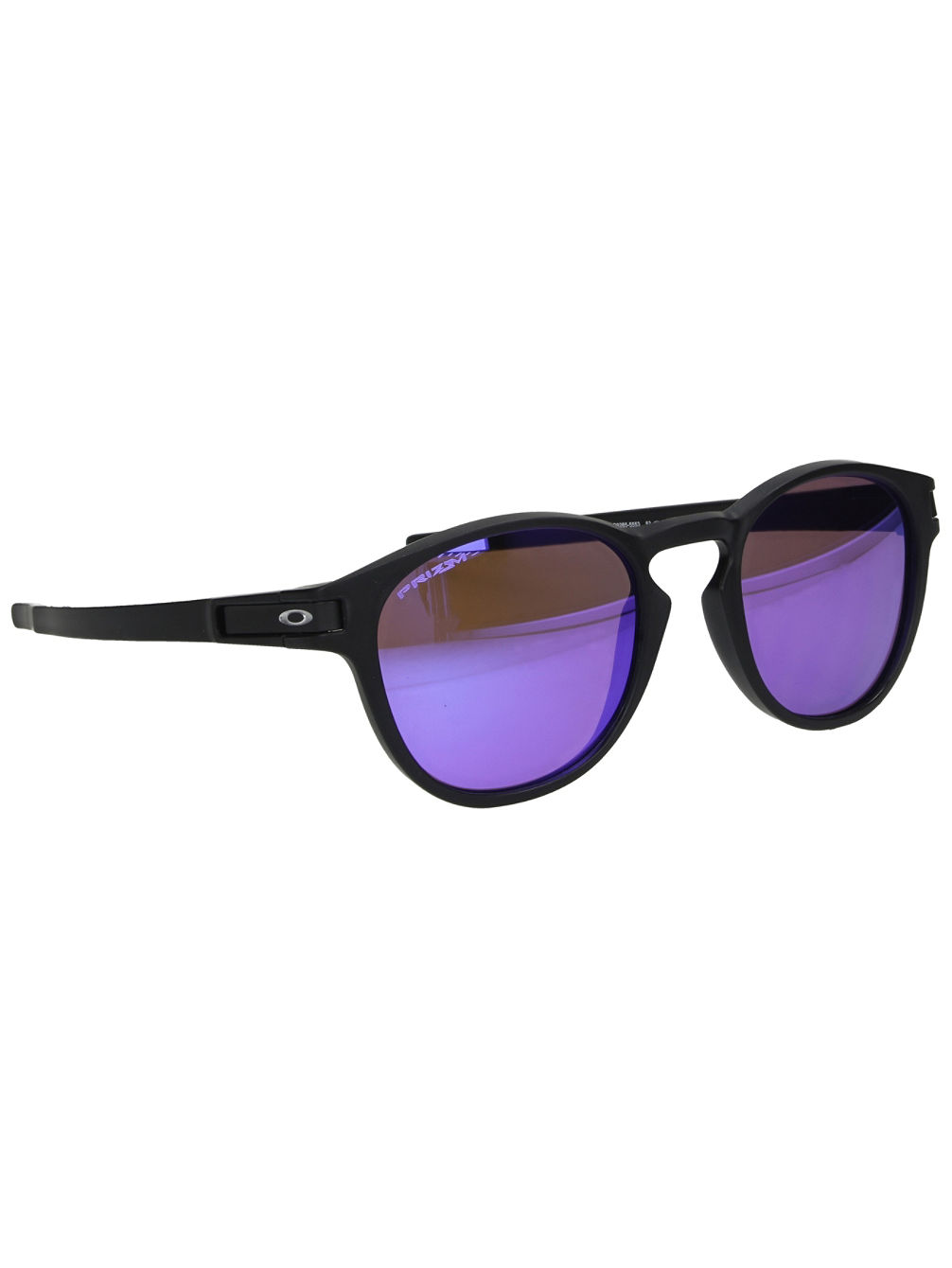 Latch Matte Black Sonnenbrille