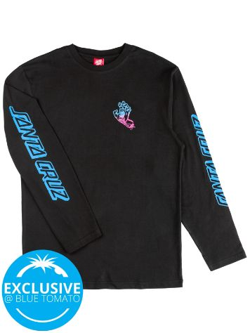 Santa Cruz X BT Fdd Screaming Hand Longsleeve
