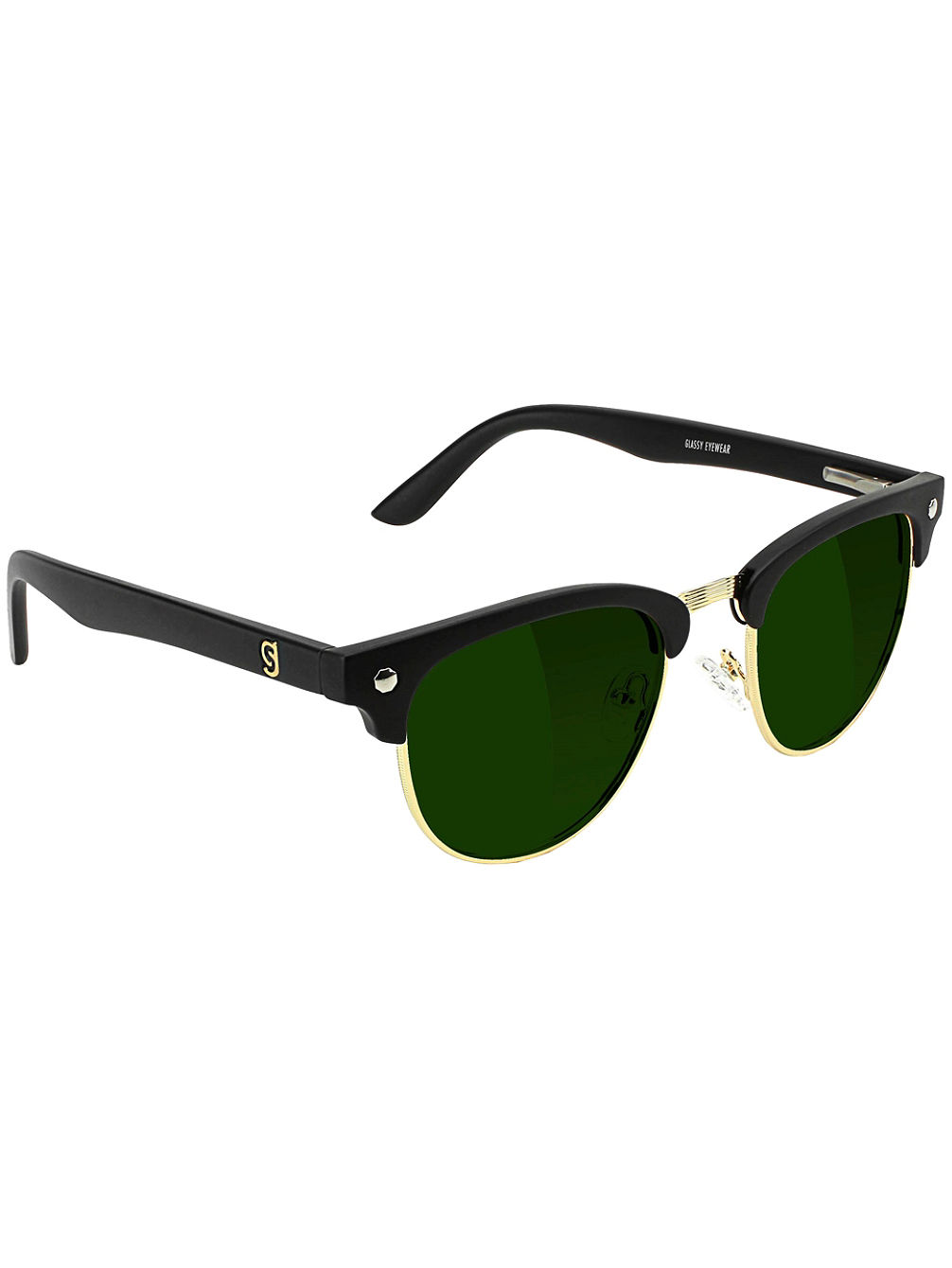 Morrison Premium Polarized Black/Green L