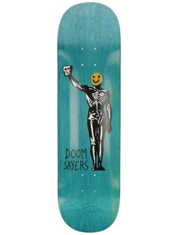 "Doomsayers Halloweenie 8.28"" Skateboard Deck"