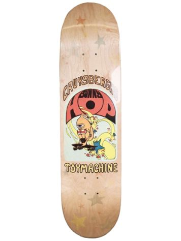 "Toy Machine Cards Series 8.0"" Skateboard Deck"