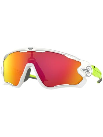 Oakley Jawbreaker Origins Polished White/Retina Burn Gafas de Sol